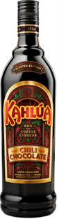 Kahlua Liqueur Chili Chocolate 750ml